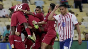 Qatar vecht terug tegen Paraguay en pakt punt bij debuut in Copa America