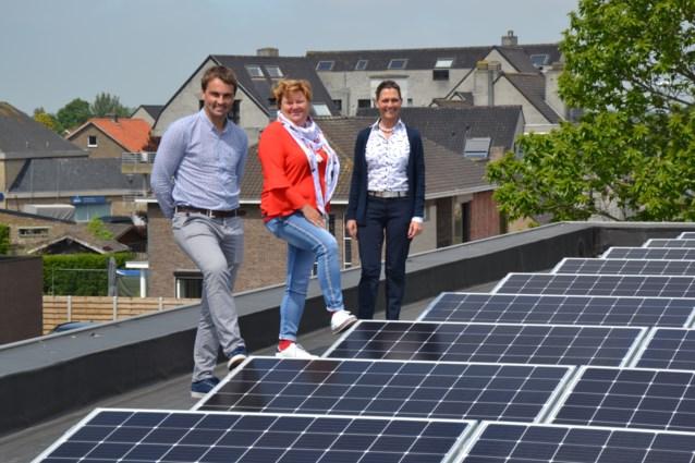 BKO De Buidel neemt zonnepanelen in gebruik