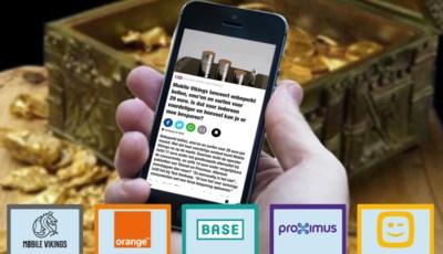 Mobile Vikings lanceert onbeperkt abonnement voor 29 euro. Is dat voor iedereen voordeliger en hoeveel kan je er mee besparen?