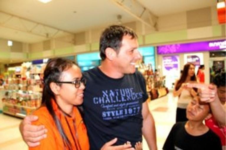 'George Clooney' gearresteerd in Thailand