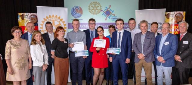 Rotary Meise-Bouchout reikt 7de TSO-Trofee uit