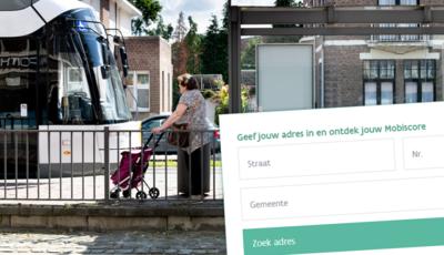 """Hoe 'goed' is jouw woning gelegen? Bereken het hier: ''Mobiscore zal invloed hebben op de prijs van huizen"""""""