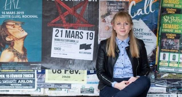 Melissa Hanus (PS) weigert donderdag naast Kamervoorzitter plaats te nemen