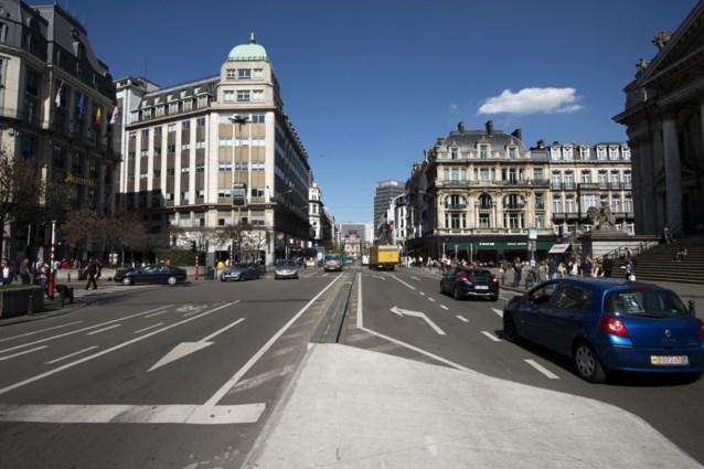 Lijk van dertiger aangetroffen op Brusselse Anspachlaan