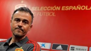 "Luis Enrique stopt als Spaans bondscoach ""om ernstige familiale redenen"""