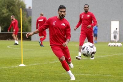"""Ronald Vargas: """"Het wordt speciaal om opnieuw tegen Club Brugge te spelen"""""""