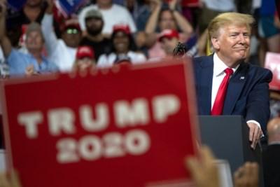 Trump trapt campagne af vol frustratie, met scheldtirades en door niets te zeggen: kan hij zo winnen?