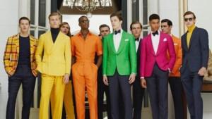 De hoogtepunten van de kleurrijke mannenmodeweek in Milaan op een rijtje