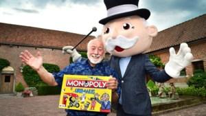 Urbanus brengt eigen versie van Monopoly-spelbord op de markt