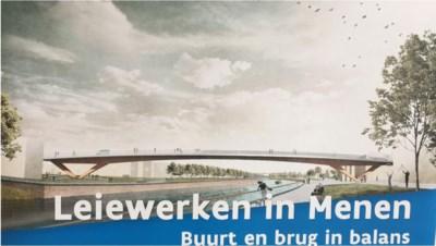 Dit zijn de nieuwe bruggen van Menen