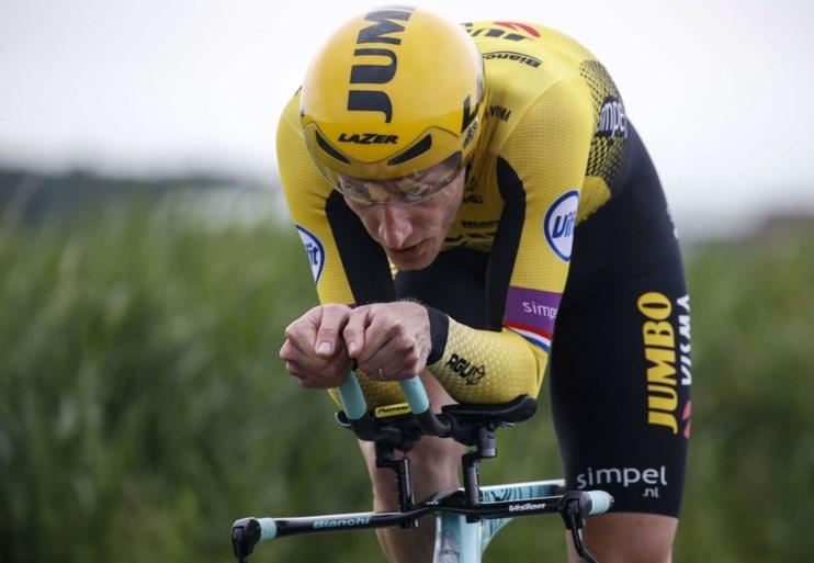 Van Emden wint proloog, Jumbo-Visma bezet volledig podium in ZLM Tour
