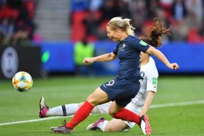 Zonder Red Flames is het lastig scoren: VRT ziet geen probleem in lage kijkcijfers WK vrouwenvoetbal