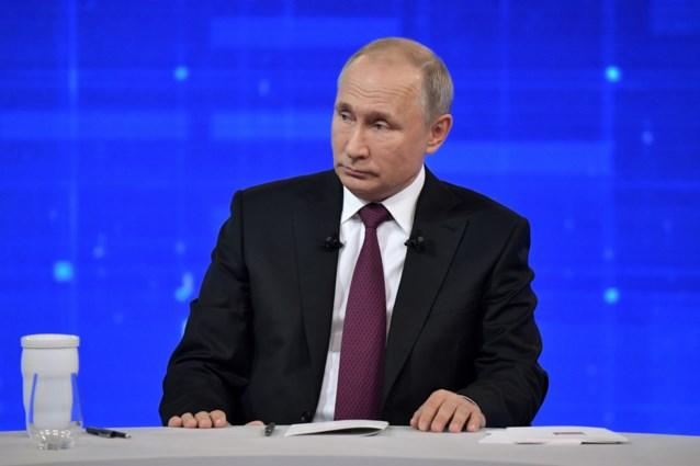 """""""Telefoonshow Poetin doelwit van cyberaanval uit buitenland"""""""
