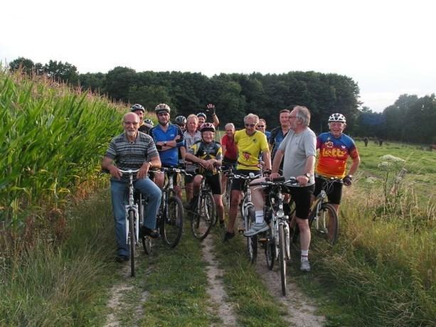 """Vlaamse Werkrgoep """"De Vrede"""" fietst terug vanaf 26 juni"""