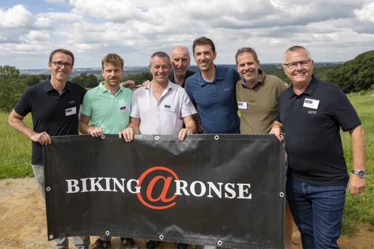 Jagen op Cancellara in de Vlaamse Ardennen: het kan volgend jaar