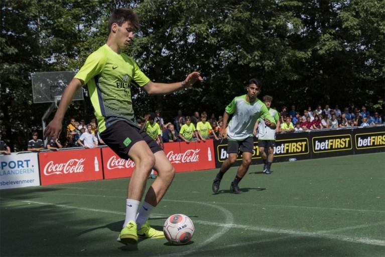 """Gentse Blaarmeersen decor voor """"grootste voetbalfestival van Europa"""""""