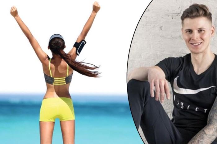 Zo blijf je fit op reis: onze fitcoach Roy Vermeulen geeft raad