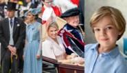 ROYALS. Emotionele dagen voor prins William en Kate, foto's van het Zweeds prinsje