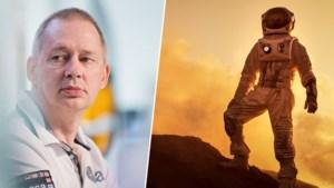 """Frank De Winne: """"Een reis naar Mars? Dat zou een moeilijke keuze zijn"""""""