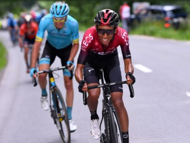 Toch één die klaar is voor de Tour: plots is Colombiaan Egan Bernal de favoriet
