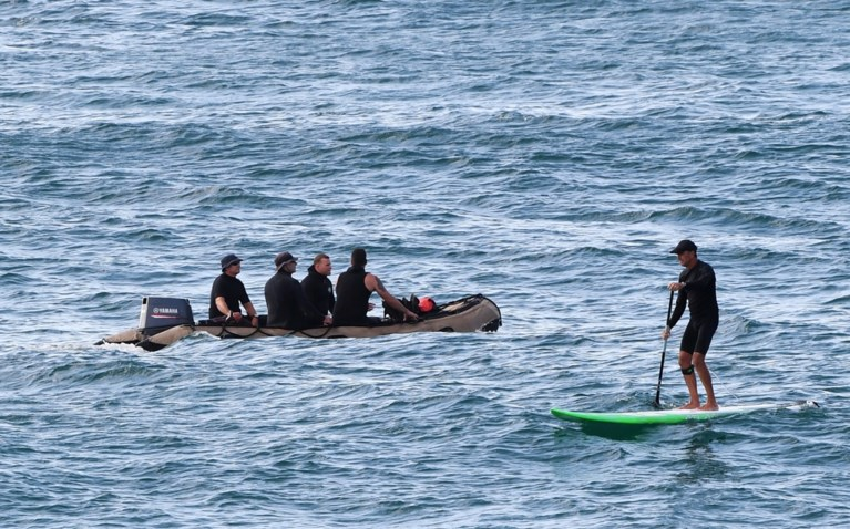 """Australische politie zet zoektocht naar Théo Hayez tijdelijk stop: """"Verbijsterd door verdwijning"""""""