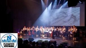 """Blaaskapel zorgt al veertig jaar voor ambiance: """"Concert in lederhosen? Daar worden mensen vrolijk van"""""""