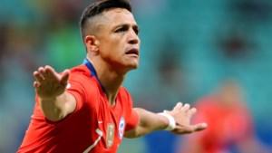 Chili verslaat Ecuador met 2-1 op Copa America