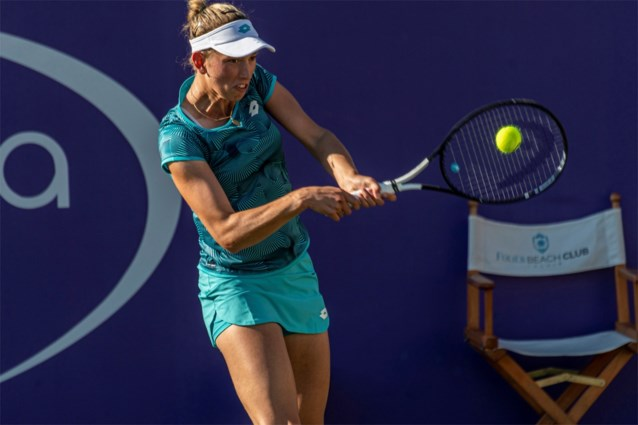 Elise Mertens bereikt kwartfinales in Mallorca na winst tegen Samantha Stosur