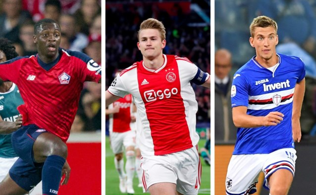 TRANSFERGERUCHTEN. AC Milan gaat voor Rode Duivel, transferitis bij Inter en heeft Matthijs De Ligt zijn keuze gemaakt?