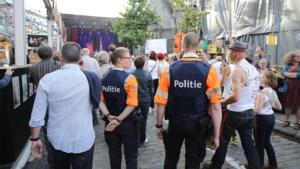 Politie dreigt met staking tijdens Gentse Feesten