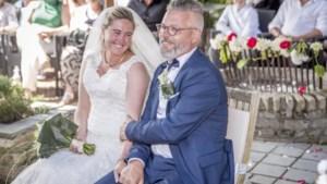 Don't worry, just marry: Philippe en Justine geven elkaar het jawoord