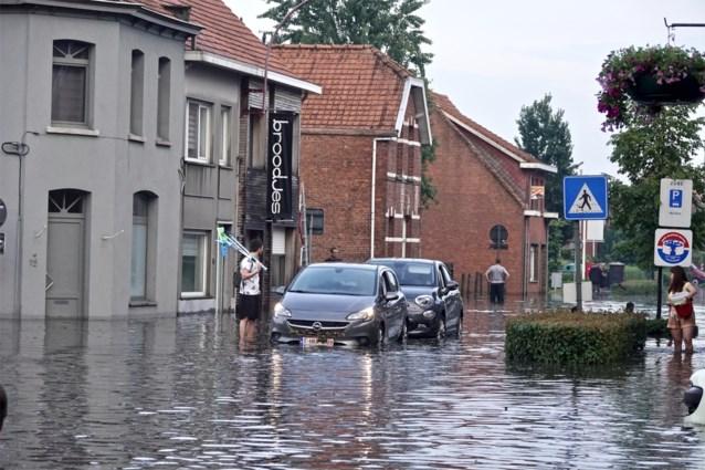 Bourgeois onderzoekt of overvloedige regenval kan erkend worden als ramp