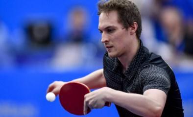 Tafeltennisser Cédric Nuytinck in kwartfinales op Europese Spelen