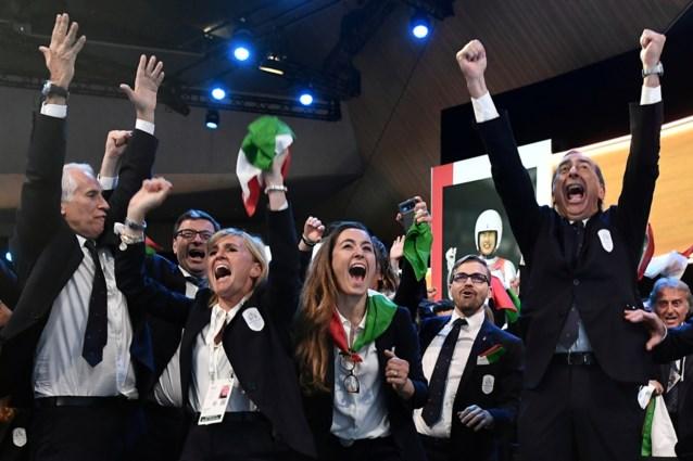 Milaan en Cortina d'Ampezzo mogen Winterspelen 2026 organiseren