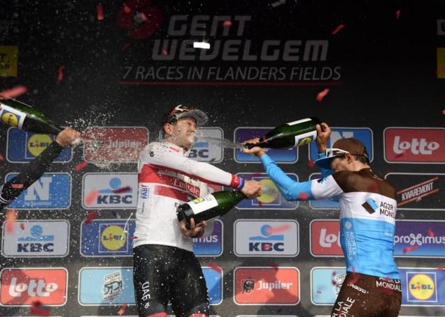 Gent-Wevelgem ook de komende drie seizoenen in de World Tour