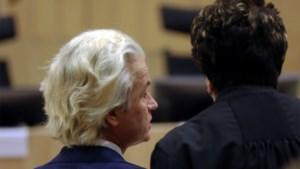 """Fel verzwakte Wilders weer voor rechter voor """"Meer of minder Marokkanen""""-vraag"""