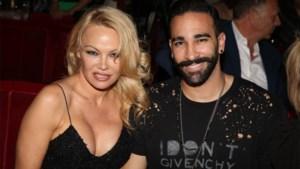 """Pamela Anderson breekt met 18 jaar jongere voetballer Adil Rami: """"Hij is een monster"""""""