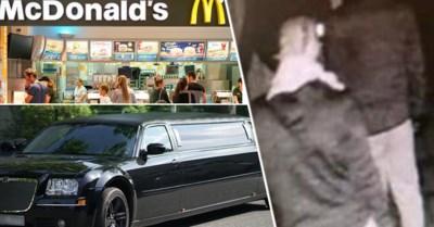 Met de limousine naar McDonald's om kraak te plegen: bende ging eerst werken in 50 fastfoodzaken om te weten waar de kluis was