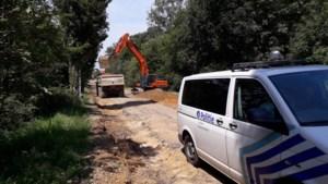 Ontdekte bom bij werkzaamheden in Rekem was van WOI en bevatte 42 kilo springstof