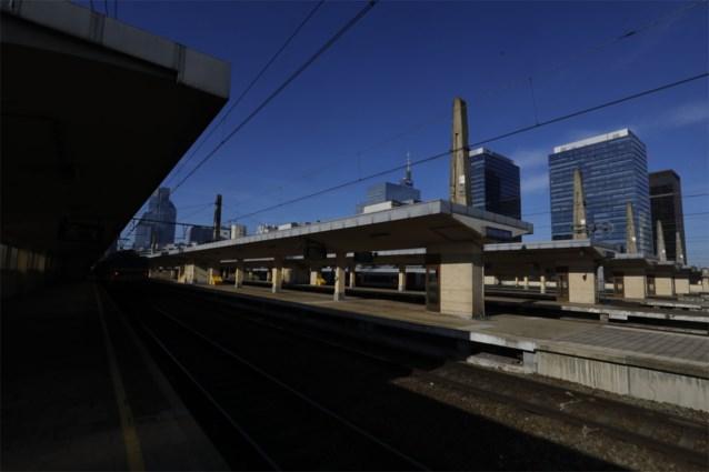 Spoorverkeer weer normaal na defecte trein in Brussel-Noord