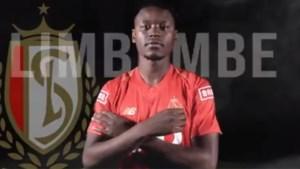 Standard bevestigt: ex-smaakmaker Club Brugge Anthony Limbombe speelt volgend seizoen in Luik