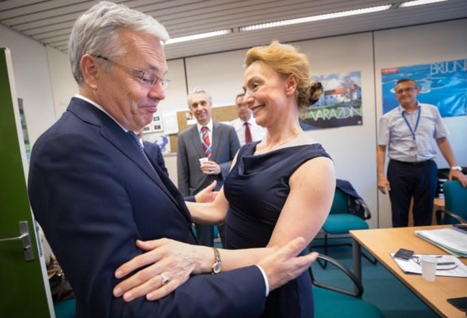 Nieuw Europees drama voor Didier Reynders, dan maar een verlengd verblijf in de Wetstraat?