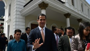 """Venezolaans minster: """"Staatsgreep afgewend"""""""