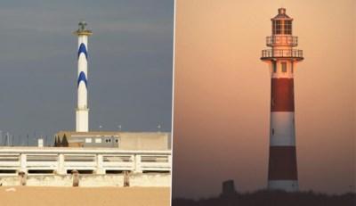 Nog altijd betrouwbaarder dan radar of gps: vuurtorens van Nieuwpoort en Oostende doen 70 jaar dienst
