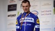 """Yves Lampaert neemt vrede met zilver: """"Ik ben in orde voor BK en de Tour"""""""
