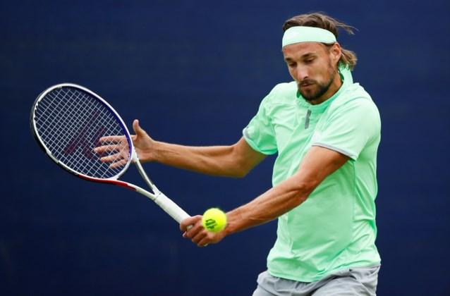 Ruben Bemelmans haalt hoofdtabel van Wimbledon