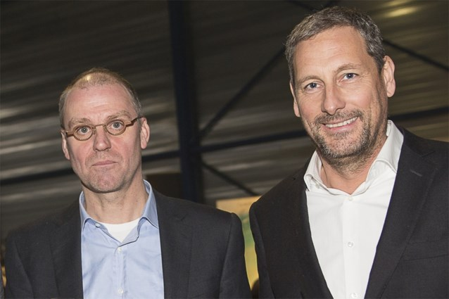 Studio 100-bazen Bourlon en Verhulst krijgen Vlaams ereteken