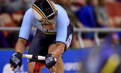 Gerben Thijssen achtste in puntenkoers op Europese Spelen