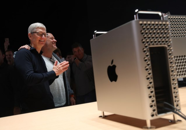 """Apple gaat nieuwe Mac Pro in China produceren"""