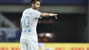 Yannick Carrasco scoort voor zijn Chinese ploeg… amper week na relletje en schorsing